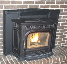 how to start a pellet stove without gel